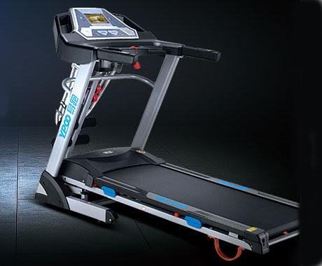 一台跑步机有多重?