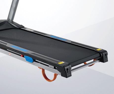 重力跑步机跑板