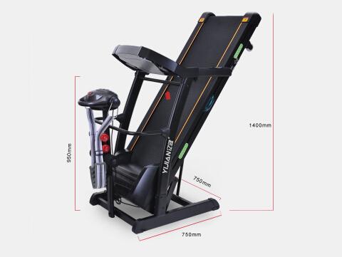 减肥多功能跑步机